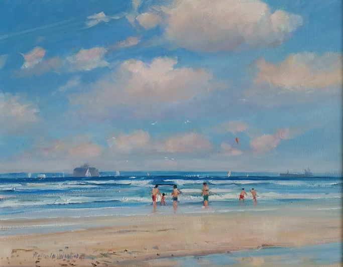 Summer in the Surf - Seaview
