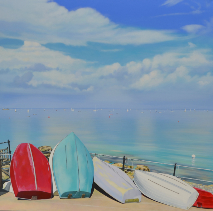 Seaview - Summer Dinghies