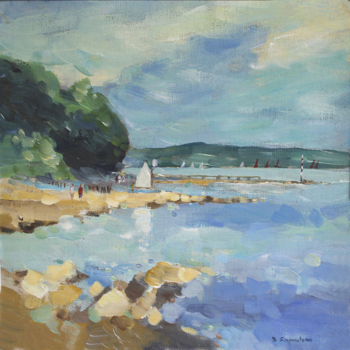 Ducie Beach - Bembridge