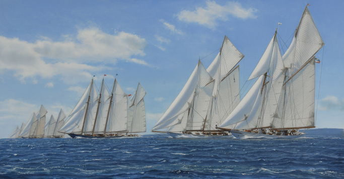The Great Schooner race - Palma