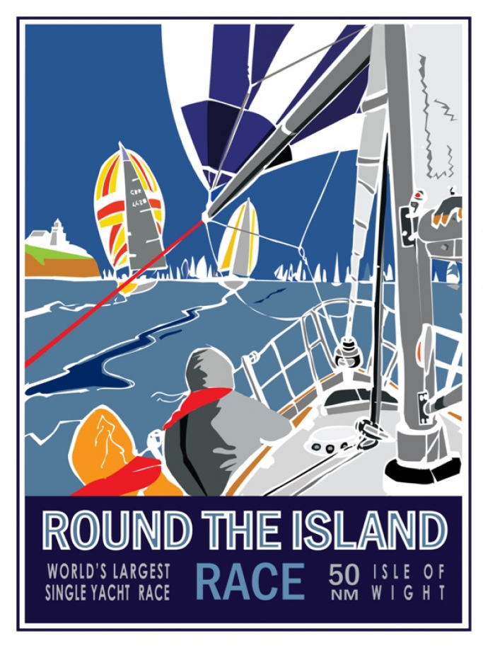 Round The Island - SOLD OUT