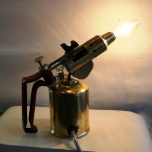 Vintage Primus Blow Torch Light